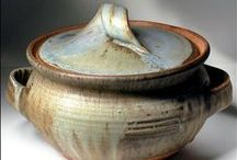 Pottery with Lids / by Joni Celmer