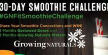 Giveaways, Contests & Promos / Growing Naturals Protein Powder product giveaways, contests and special promotions