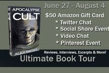 Apocalypse Cult - The Secret Army / What if you found out there was a secret army commissioned by God to do whatever it takes to secure kingdom purpose? Then you would be reading Alex Siegel's Apocalypse Cult.