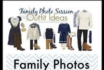 Family Portraits and Ideas