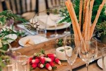 Food as decor / by Green Ribbon Parties