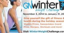 GN Winter Fit Challenge / Growing Naturals wants to help you keep the weight off this holiday season and stay fit and healthy. We'll be sharing tips, videos, exercises, recipes, inspiration, discounts and prizes!