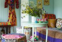 colourful home / www.lieflifestyle.nl