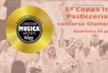 #Gic2016 5ª COPPA ITALIA PASTICCERIA ARTISTICA / Dal 2012, il contest che unisce il mondo professionale del cake design, nel nome della cultura, della collaborazione e dell'evoluzione non solo tecnica presso il Salone Internazionale di Gelateria e Pasticceria ( Sigep Rimini)