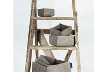 Filzboxen / Ordnung muss sein! Boxen aus hochwertigem Wollfilz sind formschön und unverwüstlich. Bei HEY-SIGN gibt es sie in vielen Größen und 50 Farben.