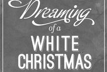 ❄️❄️Dreaming Of a White Christmas❄️❄️