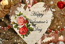 Valentine's Day / I love you! / by Cindy Bugg