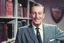 Walter Elias Disney: The Man Behind the Magic / The genius behind it all! / by Cindy Bugg