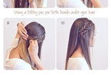 Long Hair Don't Care / by Kelly Kalinkewicz