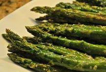 ~ Veggies & stuff made with vegetables ~  / by Heidi Jayne