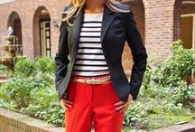 Bold Style / Say it like you mean it fashion.