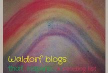 Waldorf inspired blogs / A collaborative board of Waldorf blogs