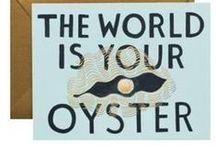 Shucking Amazing / Love Fresh Oysters