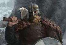 Guardians of the Seals - Origins / Sebastian Kaine's Ancestors