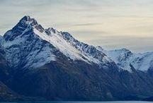 New Zealand / I live here.