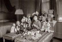 Vintage Dolls / by Christina Oberdecker