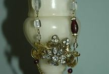 Rescued Jewelry / Reconnecting Pieces / by Kathi Nelson