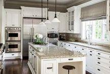 kitchen island / by Kathi Nelson