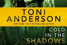 Cold In The Shadows / Inspiration for Cold Justice Series bk #5 / by Toni Anderson