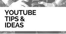 Youtube Tips / The best practices and tips for all things related to Youtube, from setting up your channel to creating video thumbnails and content