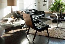 home | interiors / by Gabriella Paulinelli