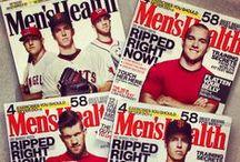 Men's Health Covers