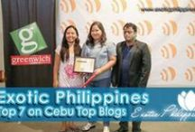 Exotic Philippines Blog / Posts..must share..must pin stuff from my travel blog. :)