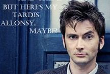 Allons-Y! / Pure Whovian bliss... / by Debbie-Anne Parent