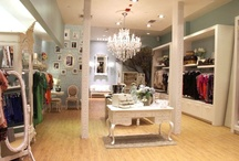 Imagining InVintaged / Inspiration for my future shop
