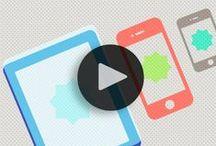 Webcasts | Podcasts | Videotutorial Resources / Webcast, web design, web development, code, design, podcast, design podcast, videotutorials / by Awwwards