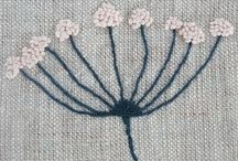 Embroidery and Cross Stitching
