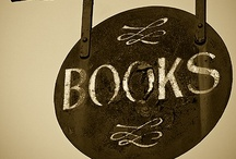 All About Books! / One of my greatest loves - reading!  I worked in a public library as a page, student worker and finally as a student librarian...love the smell of old books!  So here is to reading, books and authors!