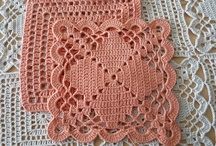 Crochet / my grandmother taught me as a child, to knit and crochet...it is up to me to teach future generations of the family