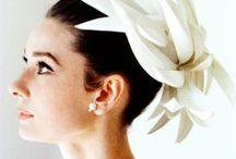 Statement Bridal Accessories / Rings, headpieces, veils, shoes and all the beautiful things for the adorned bride.