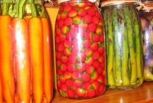 Canning, freezing, drying, mixes / food preservation tips to reduce grocery costs