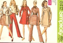 Vintage Patterns from the 60's and 70's