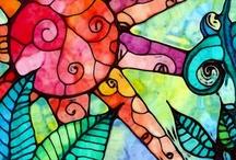 Rainbows of Color / by Shari Webb