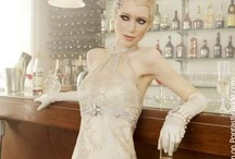 Styled Wedding Shoot - Vintage Gold Hollywood Glamour / by Ginny Marsh