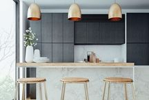 Kitchens / The hub of the home