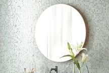Wall Mirror Decor / Accent mirrors from Native Trails: http://www.nativetrails.net/accent-mirrors/ / by Native Trails