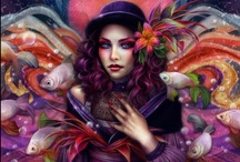 Digital Art That's Simply Amazing / Beautiful Digital Illustrations & Paintings by Talented Artists That Bring Still To Life In Color. They Are Simply Amazing..   / by Sandy Czarnetzke