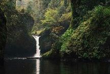 falls the water / Waterfalls, part two. / by Julie Wimberley