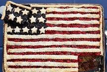 4th of July / Bring out the stars & stripes for your Independence Day celebration.