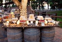Wedding - Food Ideas / potential food ideas/styles  / by Diana L