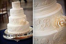cakes (wedding)