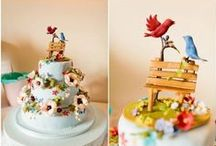 cakes (nature and garden)
