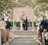 Ideas for Wedding Chuppahs