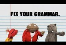 Grammarian / We all need to have a basic understanding of grammar!