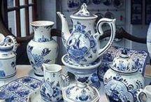 Dutch Delft Blauw