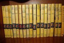 Nancy Drew, Girl Detective / Nancy Drew book series I read growing up